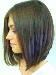 mid length hair cuts longer in front the 25 best stacked bob long ideas on pinterest longer stacked