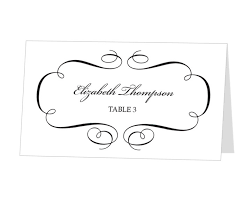 printable name place cards wedding card design printable layout dazzling design wedding