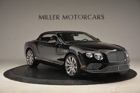 bentley continental convertible 2016 bentley continental gt v8 convertible stock b1124 for sale