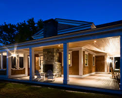 how to build porch overhang houzz