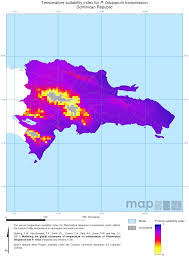 Map Dominican Republic Browse Resources U2013 Malaria Atlas Project