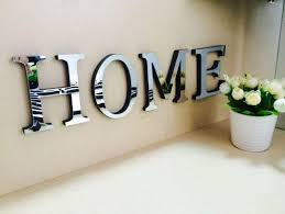 Decorated Letters For Nursery Crafty Design Wall Letters Decor Plus Simple Ideas For Home