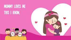 mommy loves me love song kids songs the kiboomers youtube