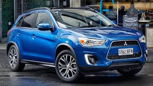 mitsubishi asx inside 2015 mitsubishi asx gets refreshed down under