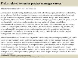 Senior Project Manager Resume Cheap Term Paper Ghostwriter Site Gb Scientific American Research