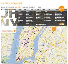 New York Pocket Map by Open House New York Map Feature