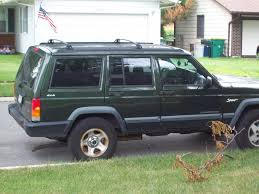jeep sport green green giant2005 1998 jeep cherokee specs photos modification