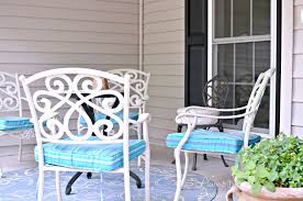 Front Porch Patio Furniture by Spring Summer Porch Decor Plum Doodles