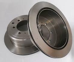 landcruiser 60 series hj60 hj61 2 x rda front disc brake rotor 8