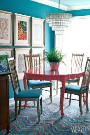 Painted Dining Table Ideas Painted Dining Room Set Size Of Dining Teal Dining Room