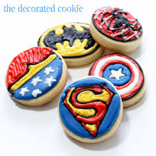 decorated cookies size cookies
