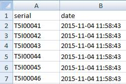 excel date format to mysql mysql phpmyadmin import excel spreadsheet with date and time