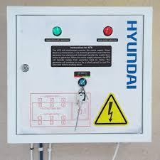 hyundai ats100 1a automatic transfer switch ats thepowersite co uk