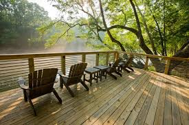 deck railing designs deck traditional with adirondack chairs metal