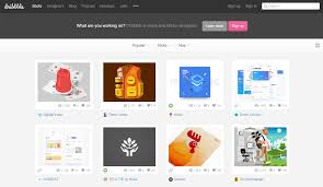 dribbble digital marketing tool dribbble global marketing support