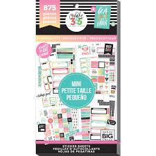 papercraft planners michaels