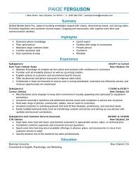 Examples Of Resumes For Customer Service Jobs by Best Mobile Sales Pro Resume Example Livecareer