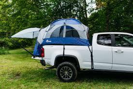 Ford Raptor Truck Tent - 2018 chevrolet colorado zr2 helps us test the napier sportz truck