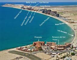 map of mexico resorts penasco rocky point mexico top 10 best places to stay