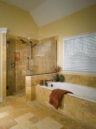 dazzling yellow bathroom design offer sunny yellow wall color