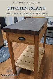 how to build a kitchen island with seating building a kitchen island vanvleet woodworking