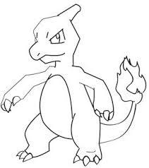 draw charmeleon learn draw charmeleon
