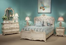 Aico Bedroom Furniture Aico Furniture Lavelle Cottage Bedroom Set By Michael Amini