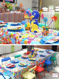 character week backyardigans party decoration ideas soiree