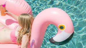 throw a pretty in pink pool party martha stewart
