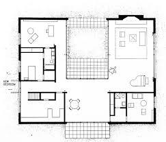 Cannon House Office Building Floor Plan Philip Johnson Hodgson House Plan New Canaan Connecticut 1951