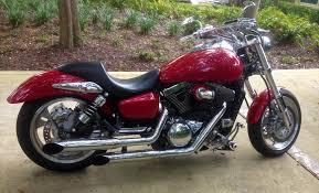 Kawasaki Vulcan 1500 Mean Streak Motorcycles For Sale In Florida