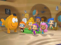 Watch Bubble Guppies Season 1 Episode 20 Haunted House Party