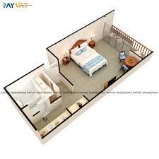 3 D Floor Plans by 3d Floor Plan Portfolio Architectural Floor Plans Projects