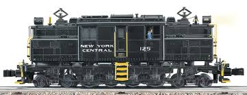 new york central tmcc s 2 electric 125