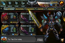 eternity warrior apk eternity warriors free gems cheats iphone ipod app page 3