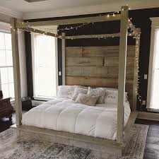 Best Wood Bed Frame Fanciful King Canopy Bed Ideas King Size Canopy