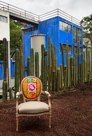 mexican artisans reinterpret iconic roche bobois chairs