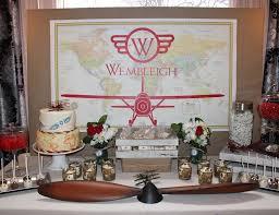 airplane baby shower banner u2014 criolla brithday u0026 wedding