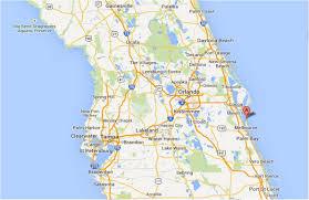 Deland Florida Map by Patrick Afb Map Michigan Traveler