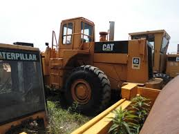 cat 966e wheel loader for sale