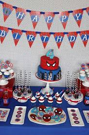 25 spider man party ideas spider man birthday