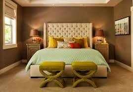 stunning green and brown bedroom 87 with house decor with green