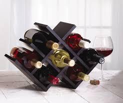 amazon com kamenstein butterfly wine rack kitchen u0026 dining