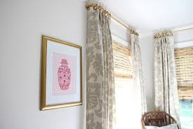 Swinging Curtain Rods For Doors by Short Decorative Curtain Rods Best Decoration Ideas For You
