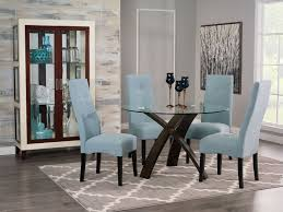 dining room furniture skye 5 piece dining package with sadie