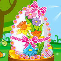 Decorate Easter Egg Online Game by Play Polly Magic Stage Best Free Online Games On Ufreegames Com