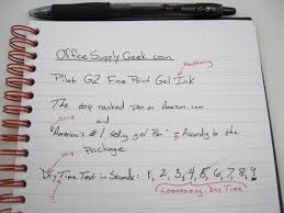 pens that write on black paper best pen a closer look is it really the pilot g2 pilot g2 writing sample