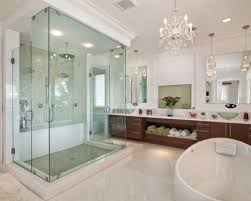 Standing Shower Bathroom Design Free Standing Shower Houzz
