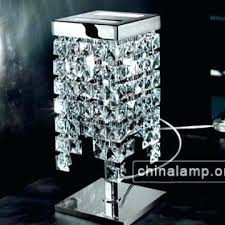 table lamp vintage lead crystal table lamps bedroom place lamp