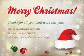 christmas dinner invitation wording company holiday party invitation template u2013 orderecigsjuice info